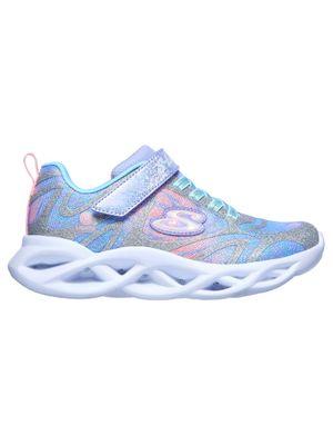 Pantofi sport cu sistem de lumini Twisty Brights Dazzle Flash