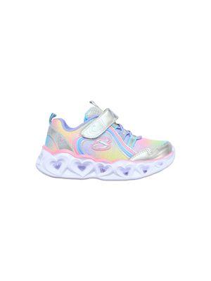 Pantofi sport cu sitem de lumini Heart Lights Rainbow Lux