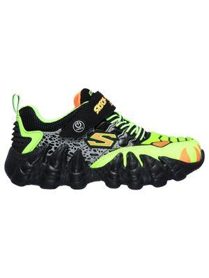 Pantofi sport cu sistem de lumini Skech-O-Saurus Lights