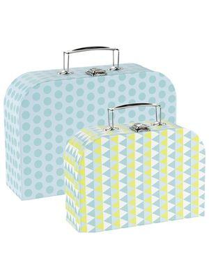 Set 2 valize pentru copii - Joc de rol